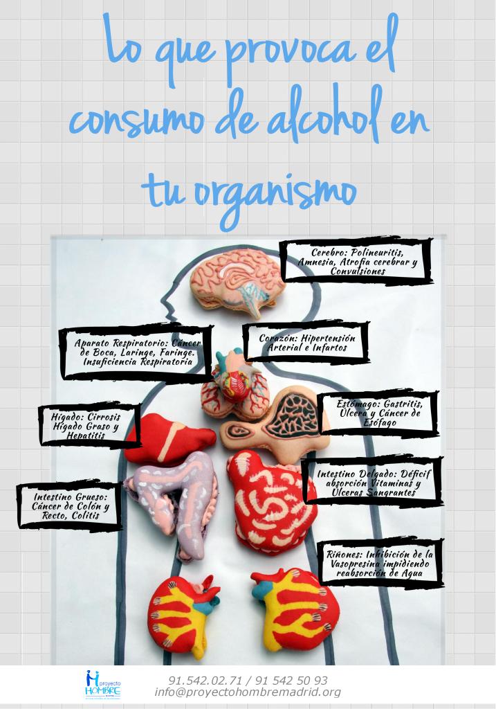 Sabes lo qu provoca el consumo de alcohol en tu for Como criar peces para consumo humano