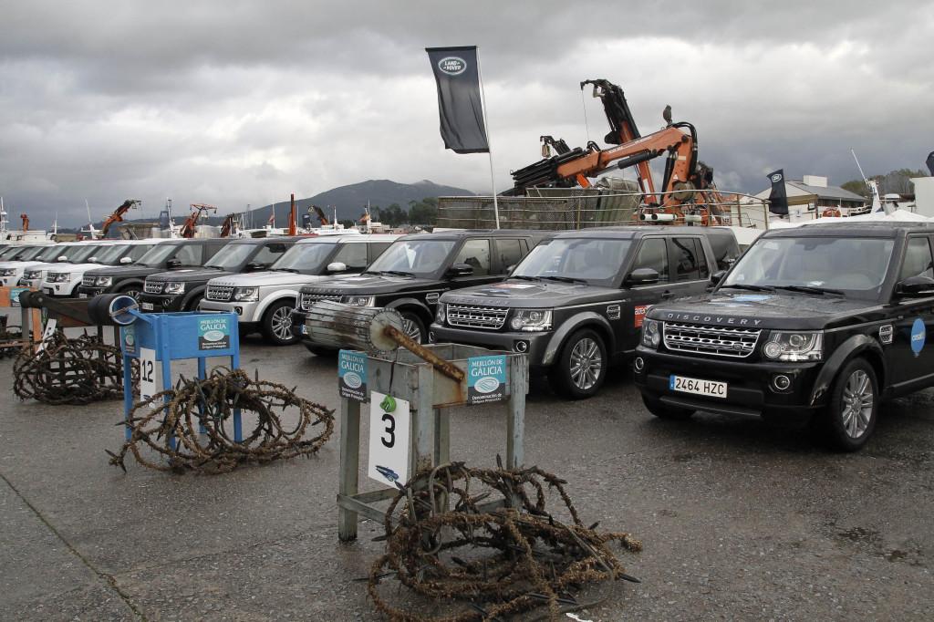 V Edición del Land Rover Discovery Challenge